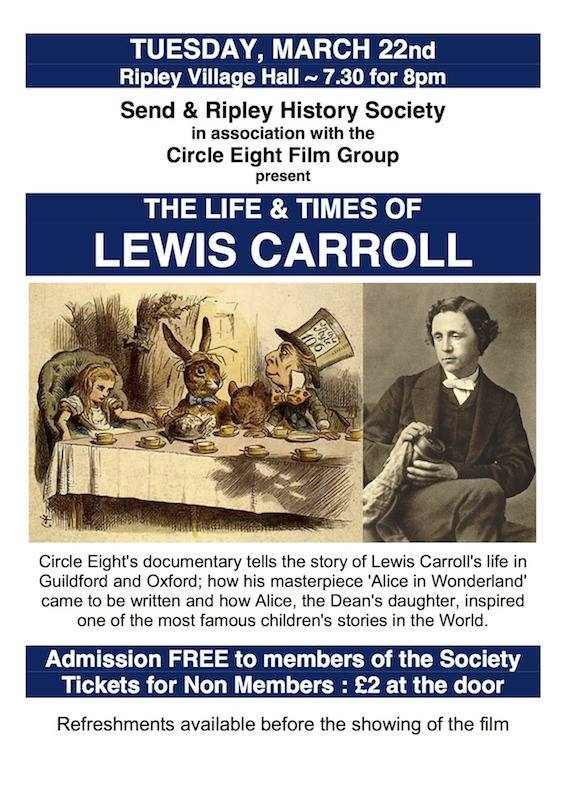 Circle Eight film The Life & Times of Lewis Carroll