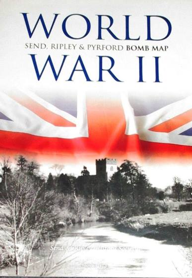 Memories of War book by Send and Ripley History Society