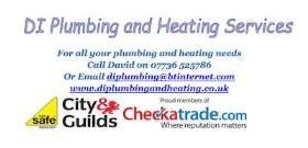 DI Plumbing and Heating