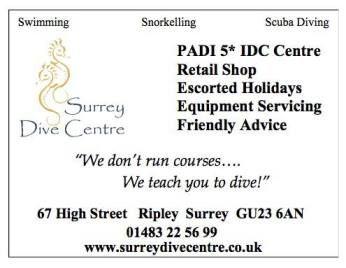 Surrey Dive Centre
