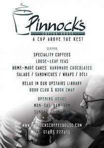 Pinnock's