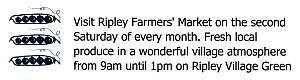 Ripley farmers market