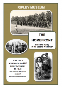 HOMEFRONT in World War II - Ripley museum