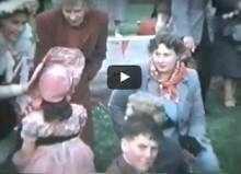 Ripley 1953 Coronation Celebrations