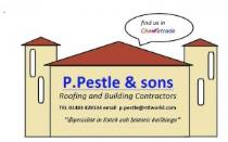 P Pestle & Sons - Builder, Roofer based in Guildford, Surrey.