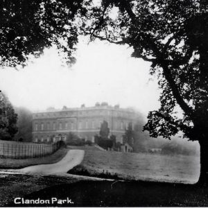 Clandon- the fire and the future