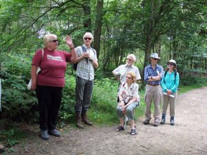 Holmbury outing 17th July 2016
