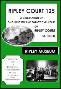 Ripley Court School Celebration 125years