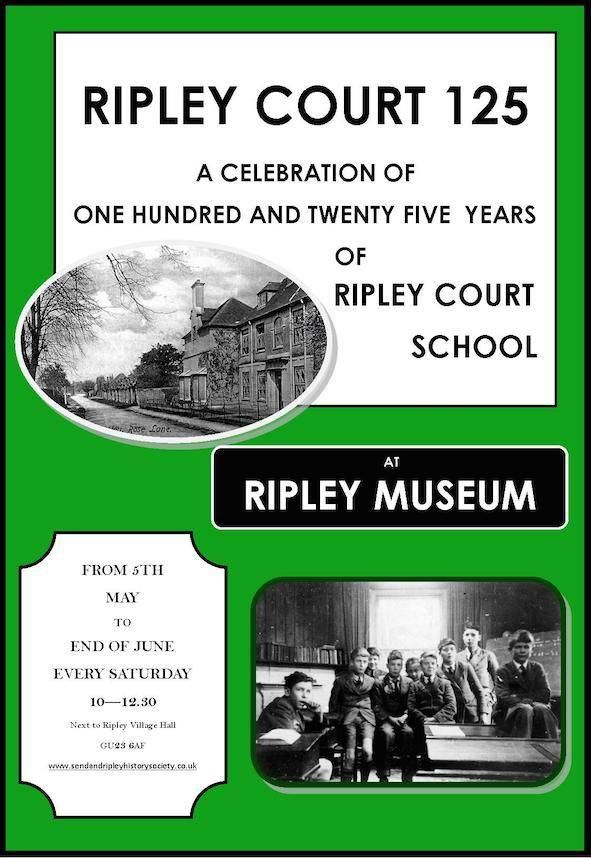 Ripley Court School Celebration 125years
