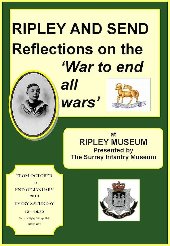 """Reflection on the """"War to end all wars"""""""