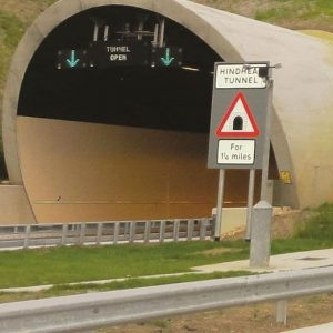 Film Tunnel Under Hindhead