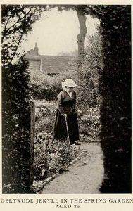 The Gardener Gertrude Jekyll